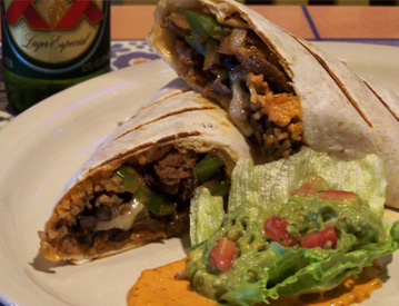 Steak Torta Near Me, Steak Burito in Frankfort Kentucky