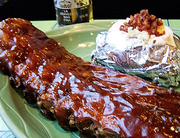 Best Baby Back Ribs in Frankfort Kentucky, Baby Back Ribs Near me,